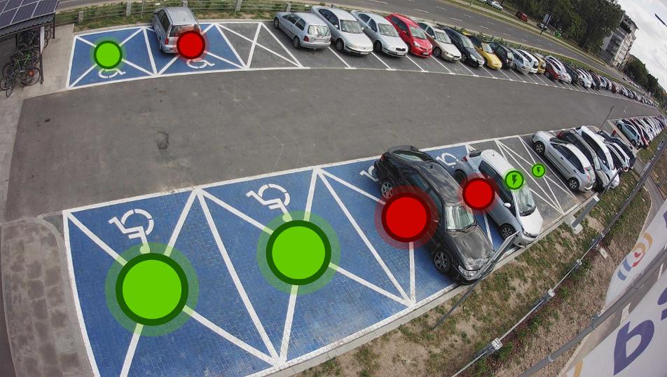 Smart solution for parking lots | ParkingDetection com