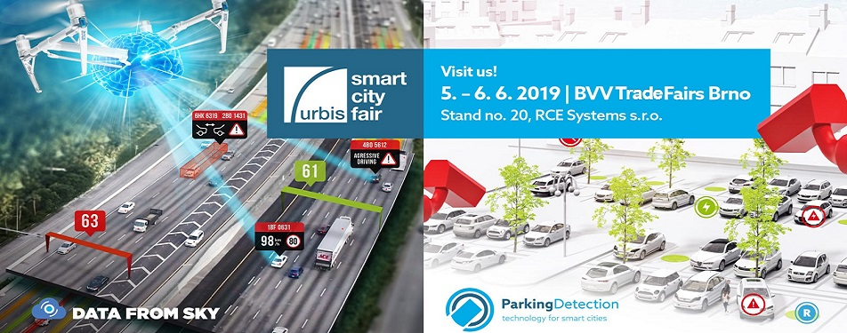 ParkingDetection at URBIS Smart City Fair 2019